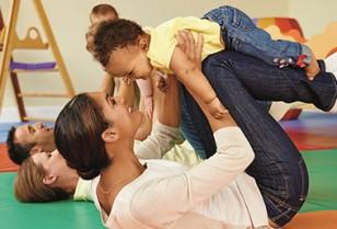 米発乳幼児教室「ジンボリー」広州市天河区