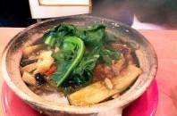 寒い日にお薦め!広東の 釜飯「煲仔飯」