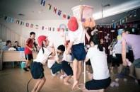 日本人のための幼稚園、2014年ふじようちえん運動会!