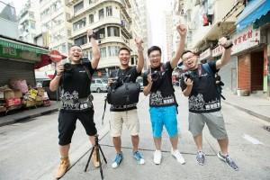 香港写真撮影隊