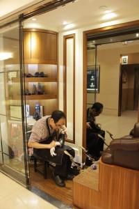 紳士靴専門店「タッセルズ(Tassels)」修理もできる