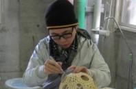 ギャラリー「Mur Nomade」が家族向け陶器ワークショップを開催