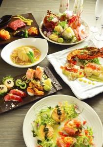 日本料理 なすびのクリスマスディナー