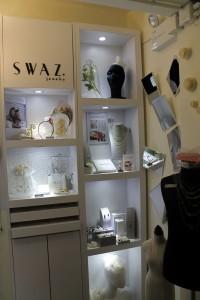 SWAZ店舗、尖沙咀(チムサーチョイ)