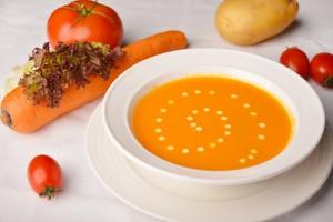 クリスマススープ