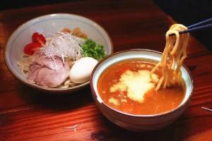 椿食堂 カレーつけ麺