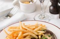 ボリューム満点のステーキ「La Vache!」SOHO(ソーホー)