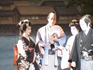 高橋美和子さん役者時代の写真1