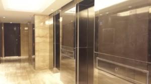 Park Haven エレベーターホール