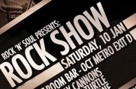 ROCKN SOULによる「ロックショー」が深セン開催