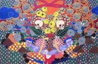 日本人芸術家「高木まどかの個展(Garden Of Desires)」セントラル