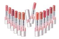 AUBEが12色の口紅と春色の限定アイシャドーを発売