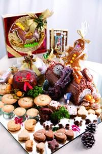 クリスマスビュッフェ