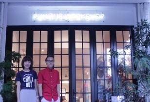 手作り革製品のお店「FUNGUS WORKSHOP(ファンガス・ワークショップ)」上環(ションワン)