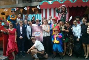 移動遊園地「AIA Great European Carnival」がハーバーフロントに戻ってきた