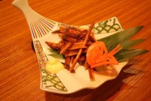 寅福門の料理