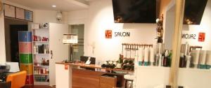 VF-SALONの店内