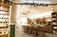 クリエイティブスペースも併設!「LOG-ON ToGather」銅鑼湾(コーズウェイベイ)