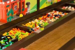 「LOG-ON ToGather」LEGO