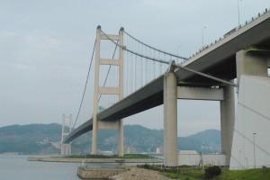 ノアの方舟付近の橋