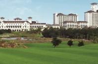 ゴルフ場併設の5つ星ホテル「ミッションヒルズ・リゾート」深セン市宝安区