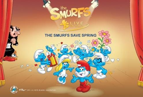 SMURFS(スマーフ)