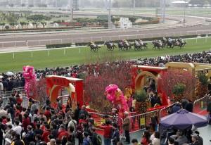 香港の競馬