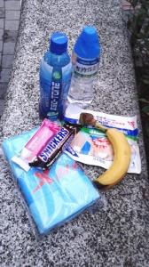 スタンダード・チャータード香港国際マラソン 食料
