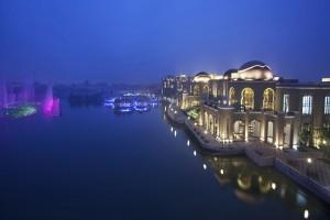 清遠獅子湖喜来登度假酒店