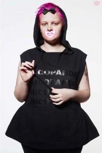 ロリータとNYストリート系ファッションのコラボ「Nicopanda(ニコパンダ)」