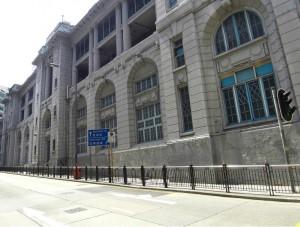 旧中央警署建築群再生プロジェクト(中區警署建築群活化計劃)