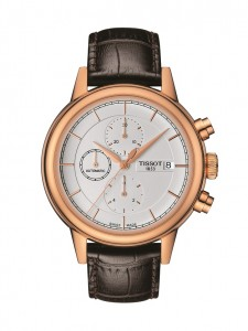 TISSOTの男性用腕時計