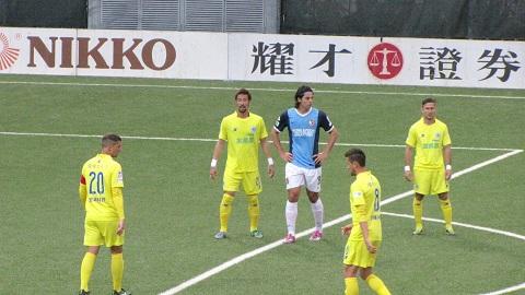 香港レンジャーズFC