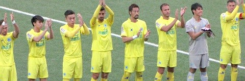 香港レンジャーズFC(標準流浪FC)