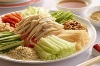 尖沙咀(チムサーチョイ)中華料理「凱悦軒」旧正月特別メニュー