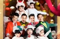 家族向け中国映画「爸爸去哪儿2」上映中