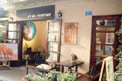 牧羊語咖啡画廊
