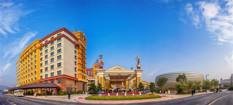 長隆サーカスホテル珠海