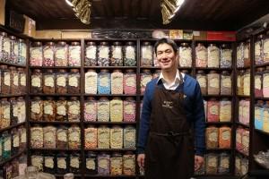 Mr Simms Olde Sweet Shoppe イギリスの有名なお菓子屋が香港に