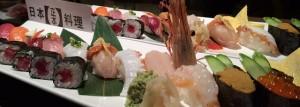日本料理 正本の寿司