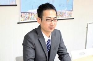 和民(中国)有限公司部長(店舗開発部)釜谷将史