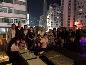 香港でビジネス人脈を広げる会