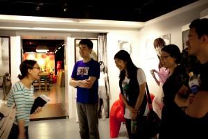 SOHO Gallery Tour