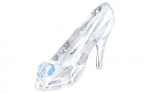 スワロフスキー(SWAROVSKI)の「シンデレラコレクション」 ガラスの靴