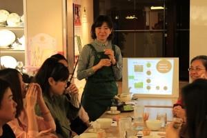 日本茶講習会 説明