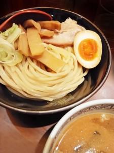 三田つけ麵