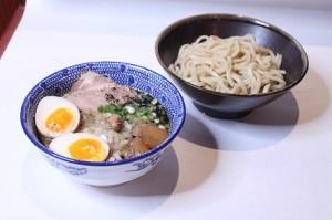 牛筋ブラックつけ麺