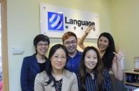 ハイレベルな講師陣「Language World」湾仔(ワンチャイ)