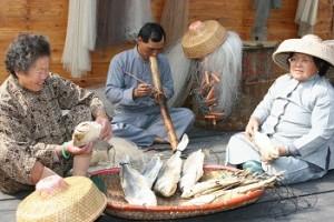 漁民文化村