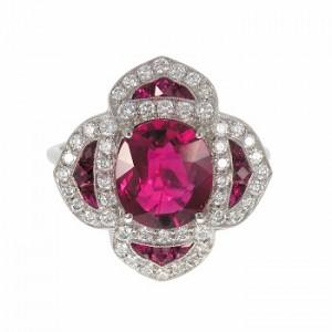 CHAVANA ルビーリング Ruby Ring HKD120,000